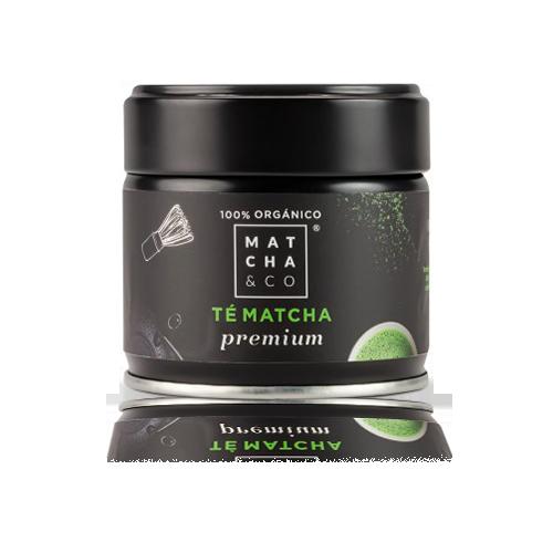 Té Matcha Bio Llauna Premium (30 g) Matcha & Co