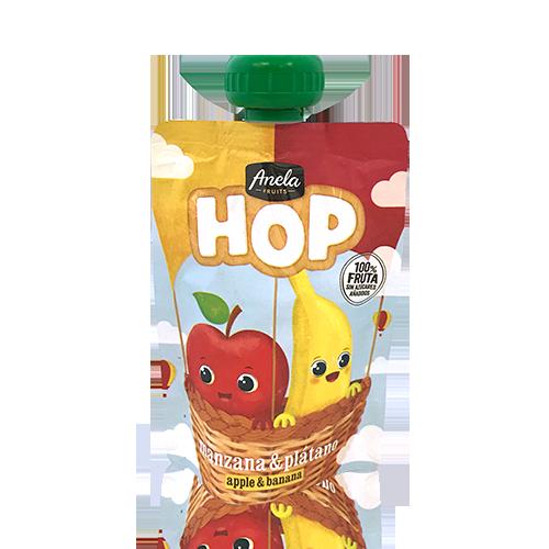Anela HOP Manzana Plátano (100 g)