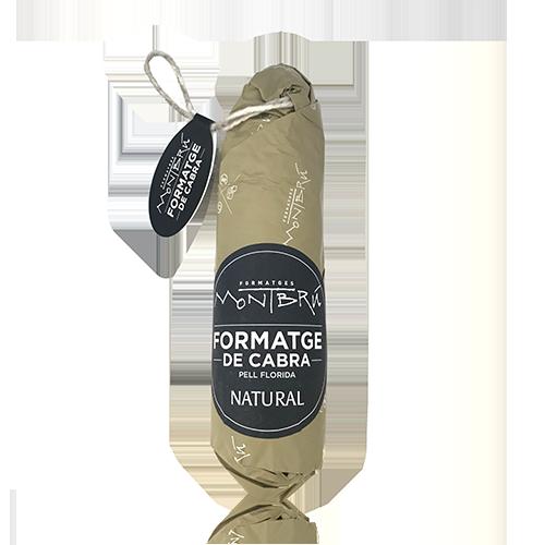 Formatge de Cabra Cheesefuet XXL Natural (380 g) Montbru
