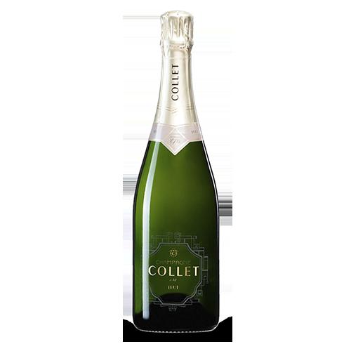 Champagne Collet Brut  (D.O. Champagne)
