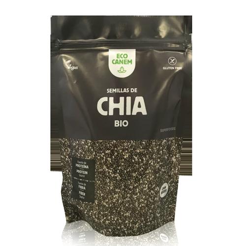 Llavors de Chia Bio (300 g) EcoCanem