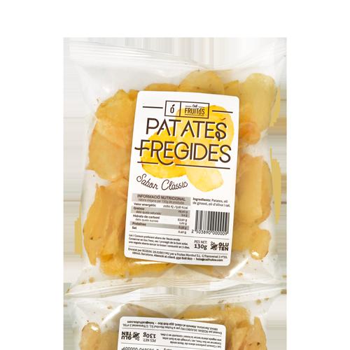 Patatas Fritas Tradicionales (130 g) Cal Fruitós