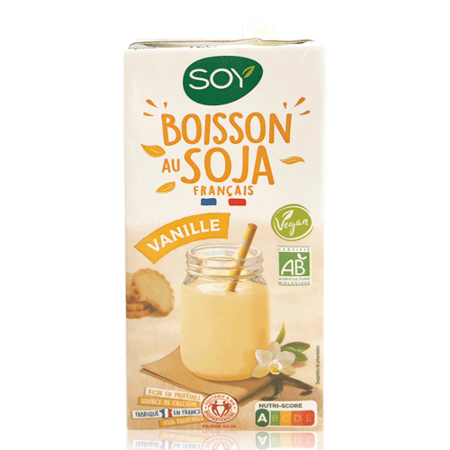 Beguda de Soja amb Vainilla (1 L) Biosoy