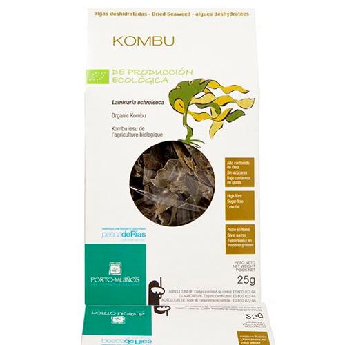 Kombu Bio (25 g) Porto Muiños