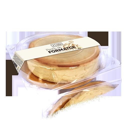 Pastís de Formatge  1kg Cal Fruitós