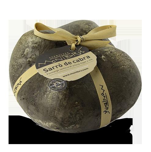 Formatge de Cabra Semicurat Sarró 1,7kg Montbrú UNITAT