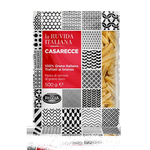 Casarecce La Ruvida Italiana (500 g) Reggia