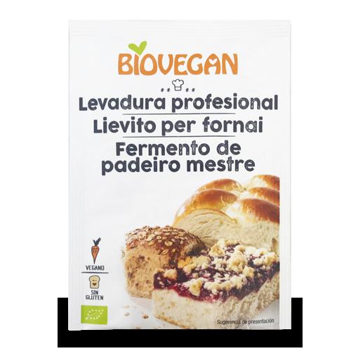 Llevat per Pa Bio (7 g) Biovegan