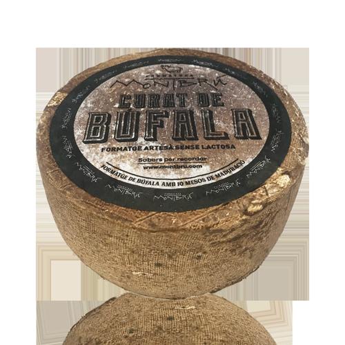 Formatge de Búfala Curat (2,5 kg) Montbrú