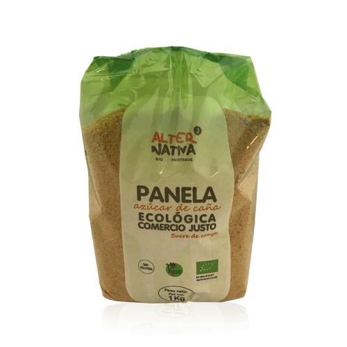 Sucre de Canya de Panela Bio (1 kg) Alternativa3