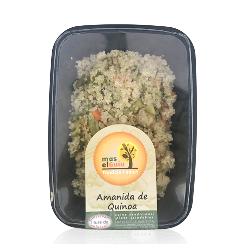 Amanida de Quinoa (250 g) Mas el Guiu
