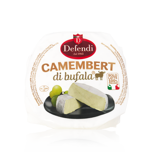 Formatge Camembert Búfala (250 g) Defendi