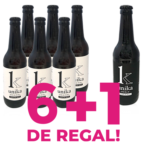 6+1 de Regal Cerveza Unika Original