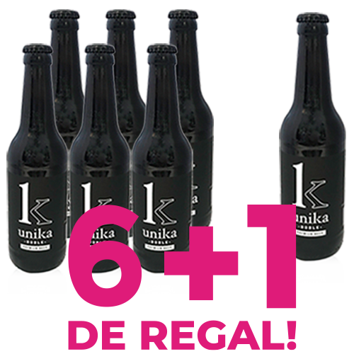 6 +1 de Regal Cervesa Unika Doble