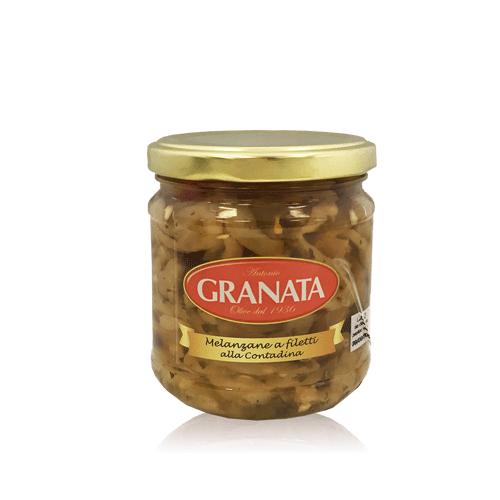 Albergínia amb Oli (185 g) Granata