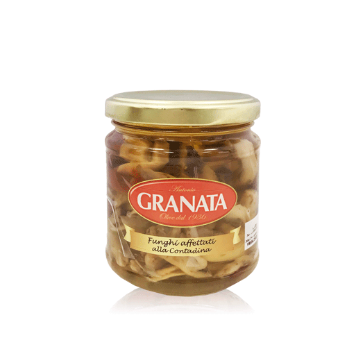 Bolets amb Oli (185 g) Granata