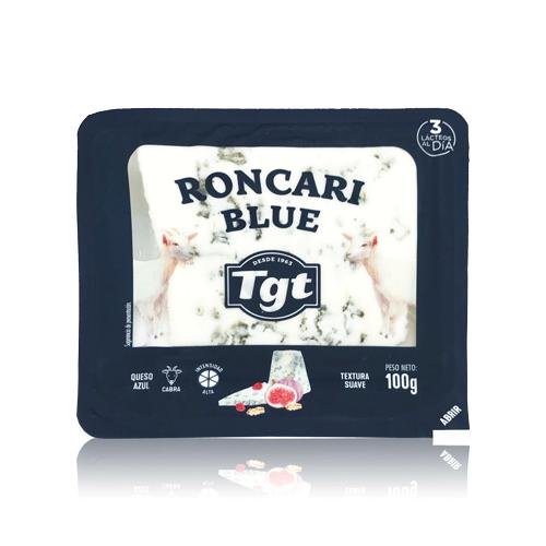 Porción Queso Azul Cabra (100 g) Roncari Blue