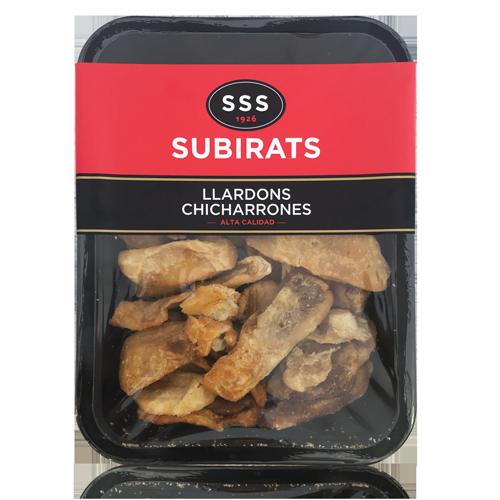 Chicharrones (150 g) Subirats