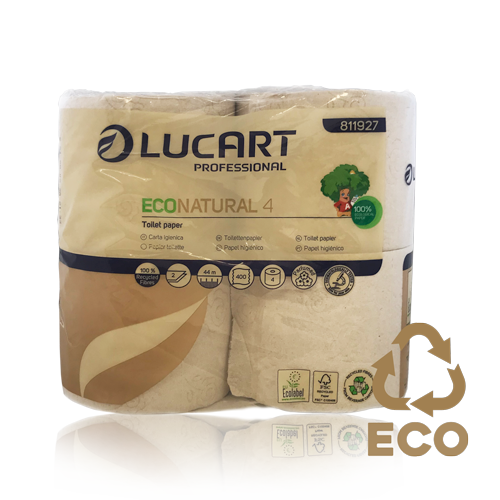 Paper Higiènic (4 u) Lucart