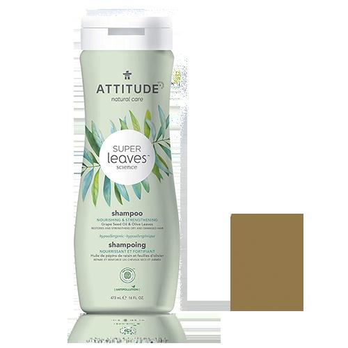 Champú Nutritivo y Fortalecedor (473 ml) Attitude