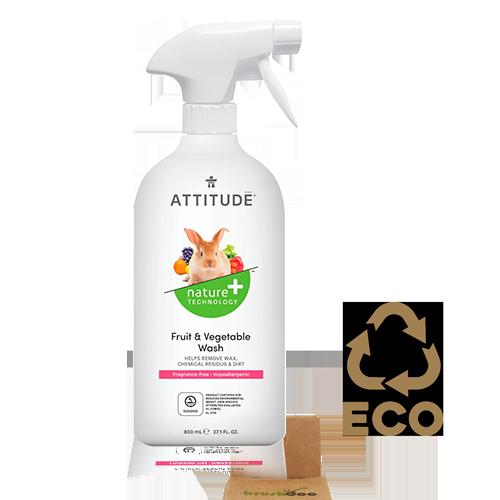 Netejador Fruita i Verdura (800 ml) Attitude