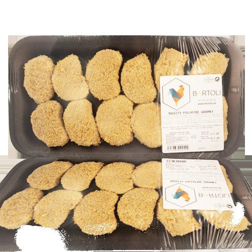 Nuggets de Pollastre (12 u) Bartolí