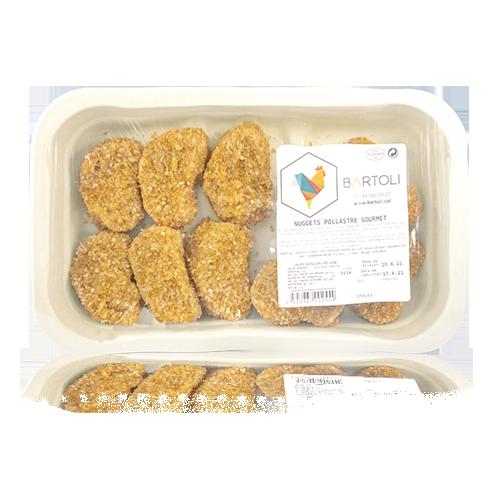 Nuggets de Pollo (12 ud) Bartolí