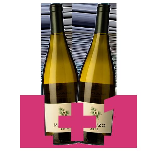 1+1 de Regalo Vino Macizo Blanco 2016