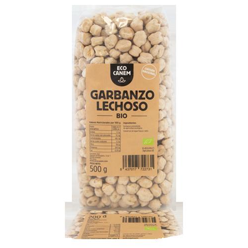 Garbanzos Extra Bio (500 g) EcoCanem