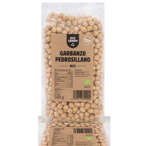 Cigrons Pedrosillano Bio (500 g) EcoCanem