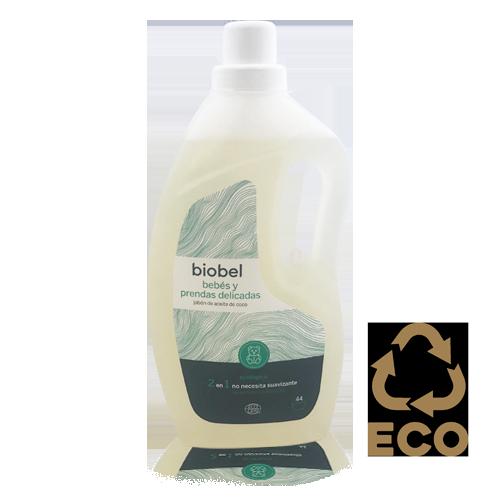 Detergente Ropa Delicada (1,5 l) Biobel