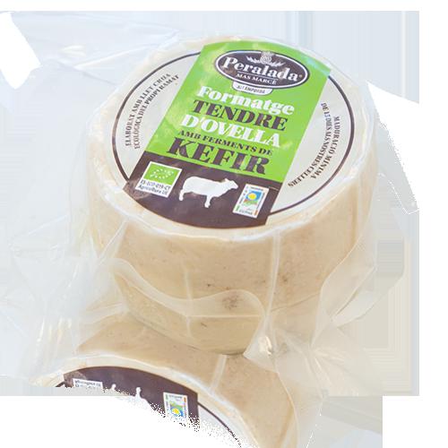 Formatge d'Ovella amb Kèfir Bio (350 g) Peralada