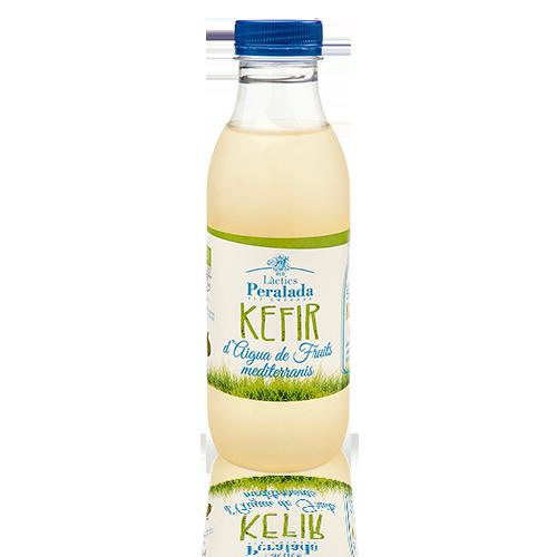 Kéfir de Agua de Frutos Mediterráneos Bio (0,5 l) Peralada