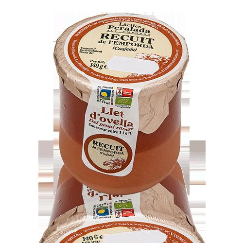 Quallada d'Ovella Bio (140 g) Peralada