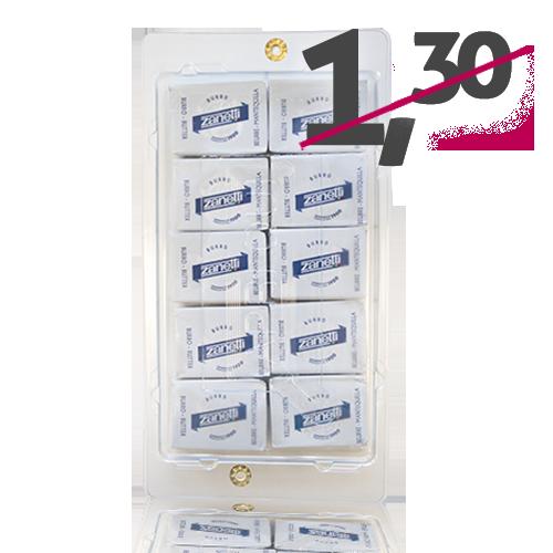 Mantega Premium (10x10 g) Zanetti