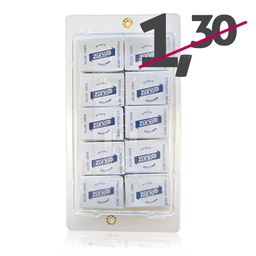 Mantequilla Premium (10x10 g) Zanetti