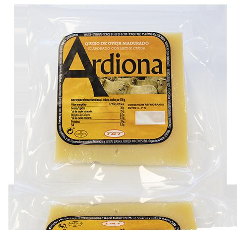 Formatge d'Ovella Curat (200 g) Ardiona