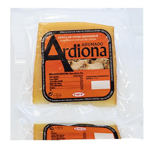 Formatge d\'Ovella Fumat Curat (200 g) Ardiona