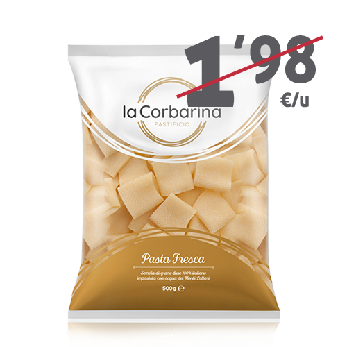 Paccheri Lisci (500 g) La Corbarina