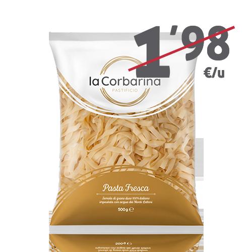 Tagliatelle (500 g) La Corbarina
