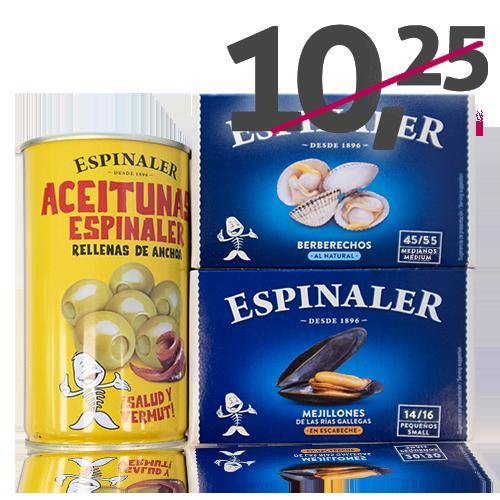 Pack Vermut Espinaler Cal Fruitós