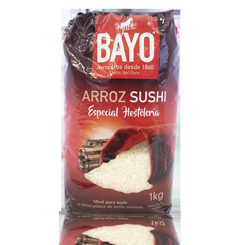 Arroz para Sushi (1 kg) Bayo