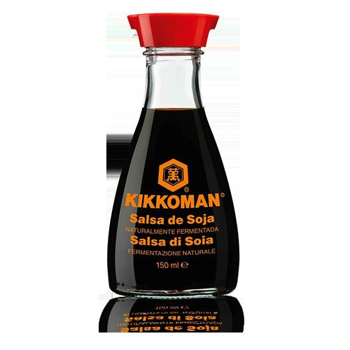 Salsa de Soja (150 ml) Kikkoman