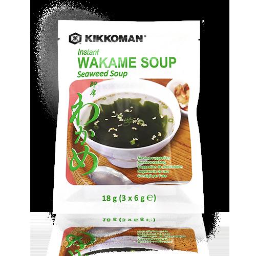 Wakame Soup (18 g) Kikkoman