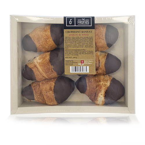 Croissant Banyat Xocolata (140 g) Cal Fruitós