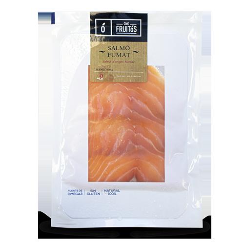 Salmó Fumat (100 g) Cal Fruitós