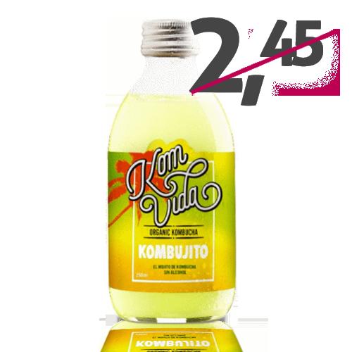 Kombujito (250 ml) Komvida