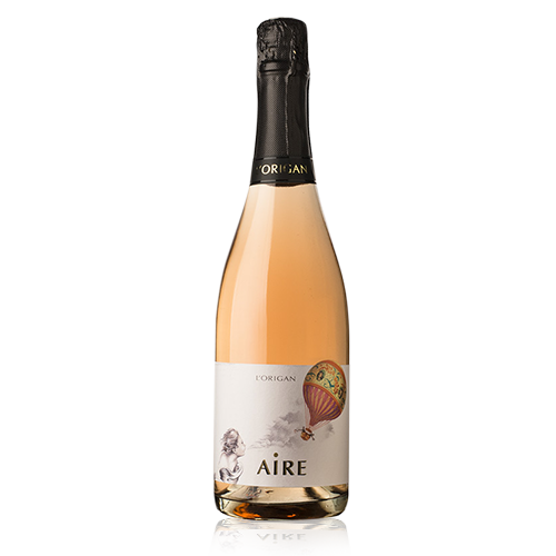 Cava Aire Rose Brut Nature 2015