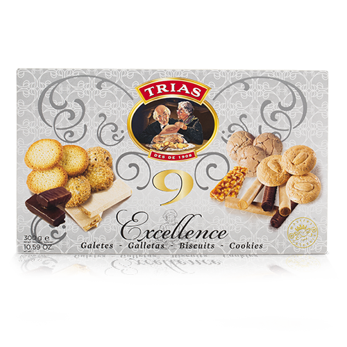 Assortiment Excellence 9 (300 g) Trias