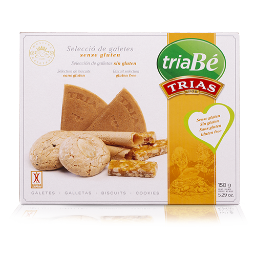 Assortiment s/gluten Triabé (150 g) Trias